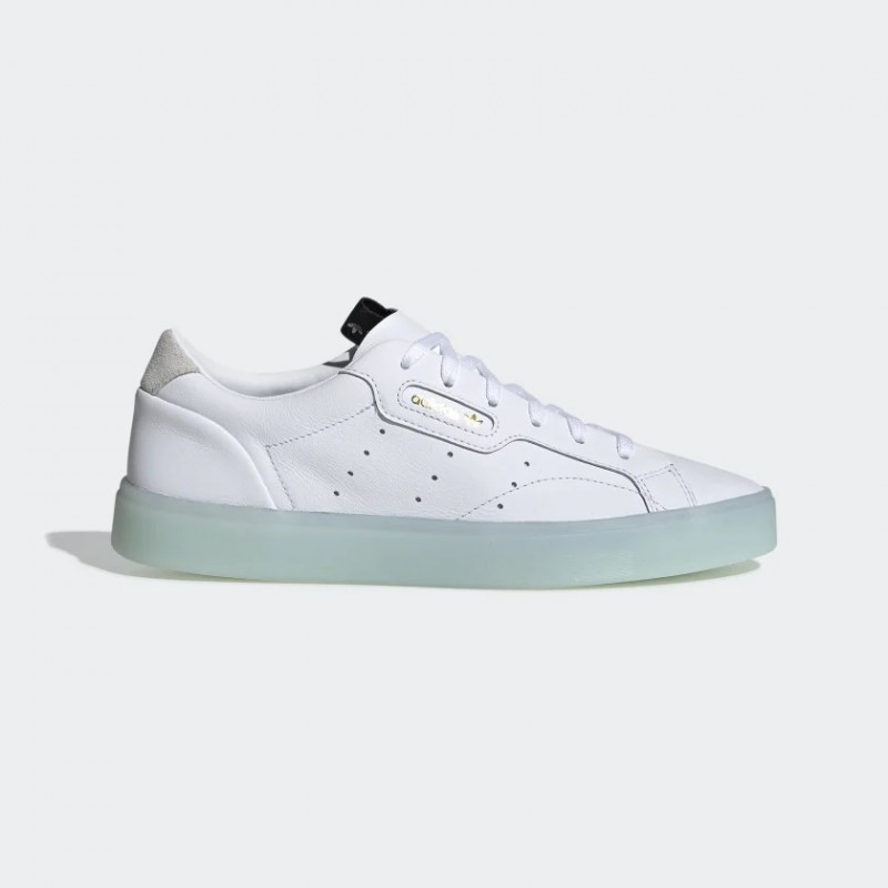 Adidas Sleek Blanche Mint | G27342