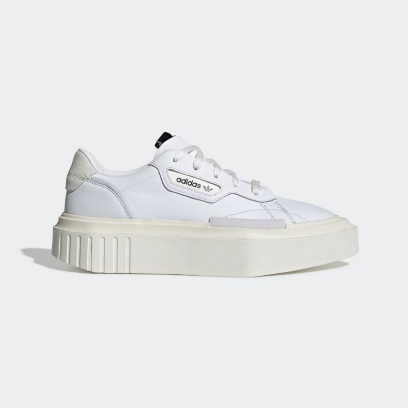 Adidas Hypersleek Chaussures Blanche/Blanche/Crystal Blanche G54050