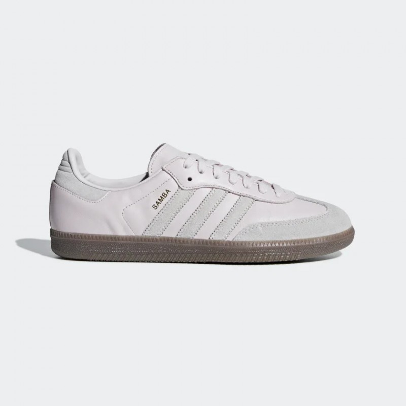 Samba OG Chaussures Orchid Tint/Gris One/Or Metallic BD7533