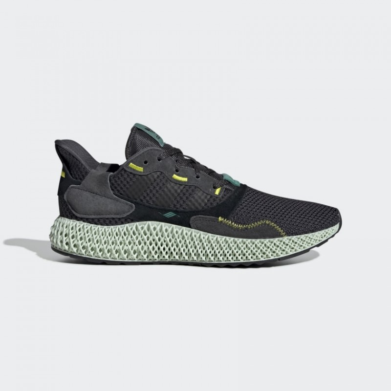 ZX 4000 Futurecraft 4D 'Carbon' - Adidas - BD7865