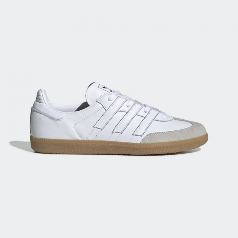 Samba OG MS Chaussures Blanche/Blanche/Noir BD7577