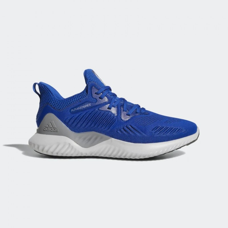 Alphabounce Beyond Team Chaussures Collegiate Royal/Blanche/Noir B37227