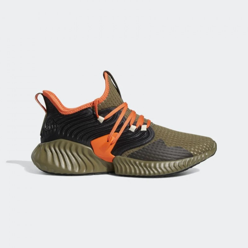 Adidas Alphabounce Instinct Cc Olive/Team Orange F35394