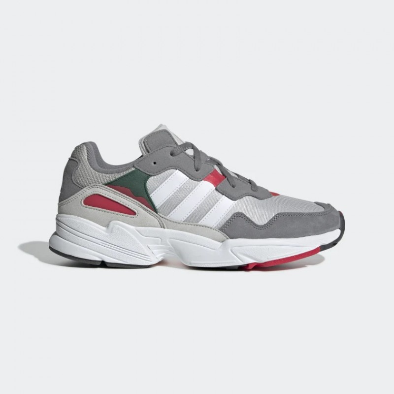 Adidas Yung-96 Gris One Active Rose - DB2608