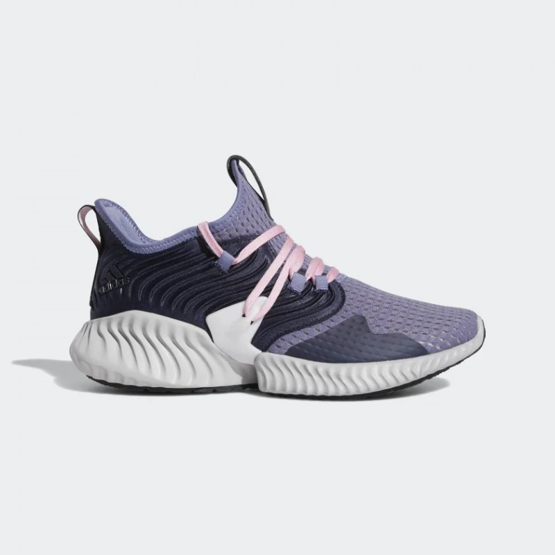 Alphabounce Instinct Clima Chaussures Legend Ink/Raw Indigo/True Rose D97288