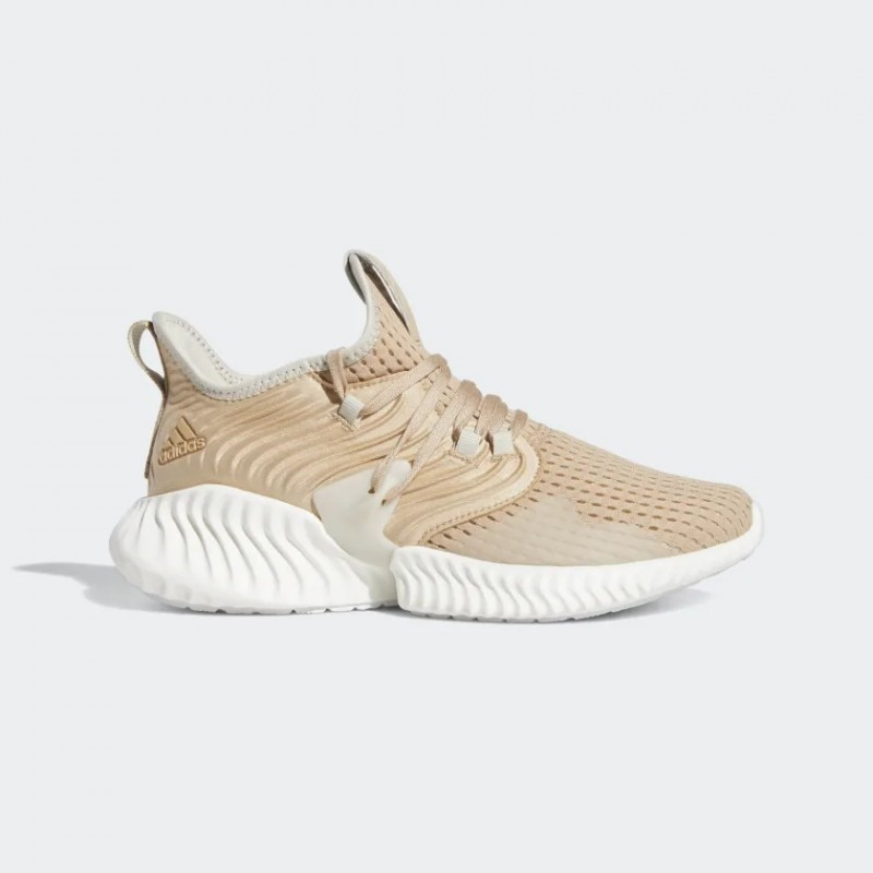 Alphabounce Instinct Clima Chaussures Pale Nude/Clear Marron/Blanche D97289