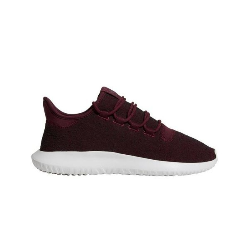 "Adidas Tubular Shadow Knit ""Maroon"" Homme Baskets"