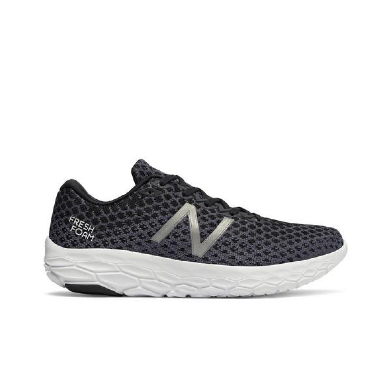 "New Balance Fresh Foam Beacon ""Noir"" Homme Baskets"