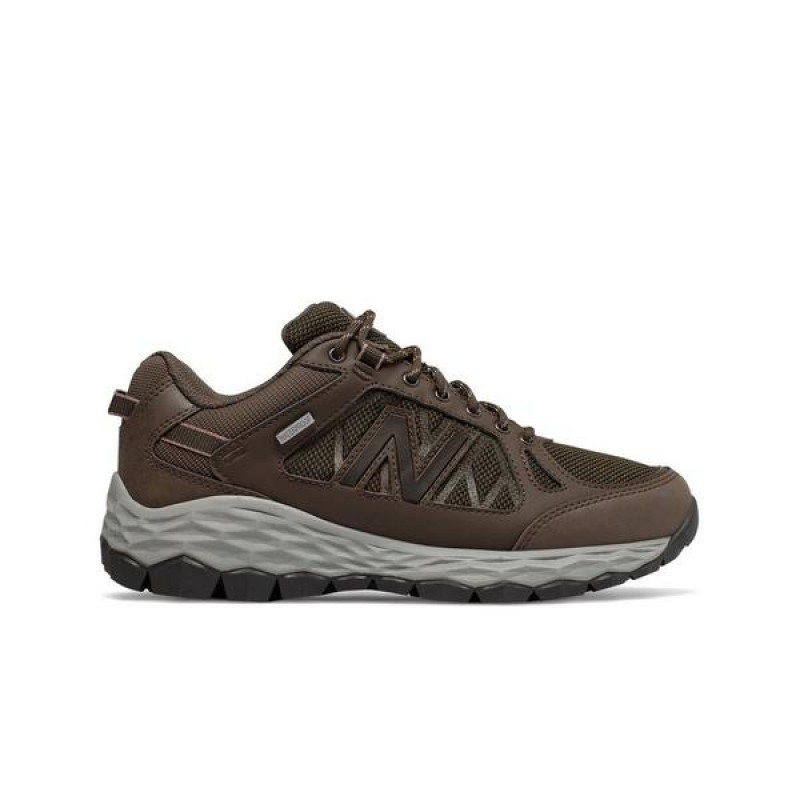 "New Balance Fresh Foam 1350 ""Marron"" Femme Chaussures WW1350WC"