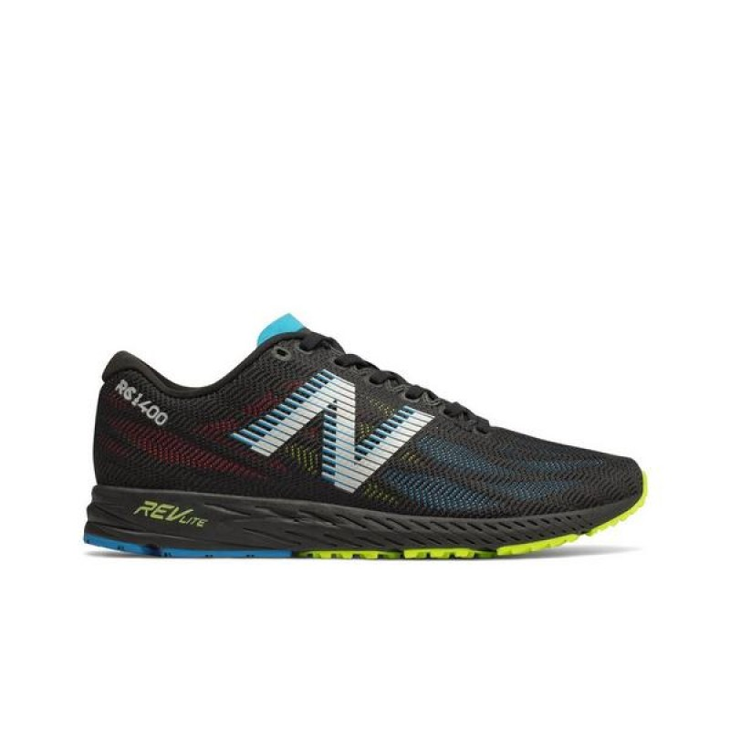 "New Balance 1400v6 ""Noir"" Homme Baskets"