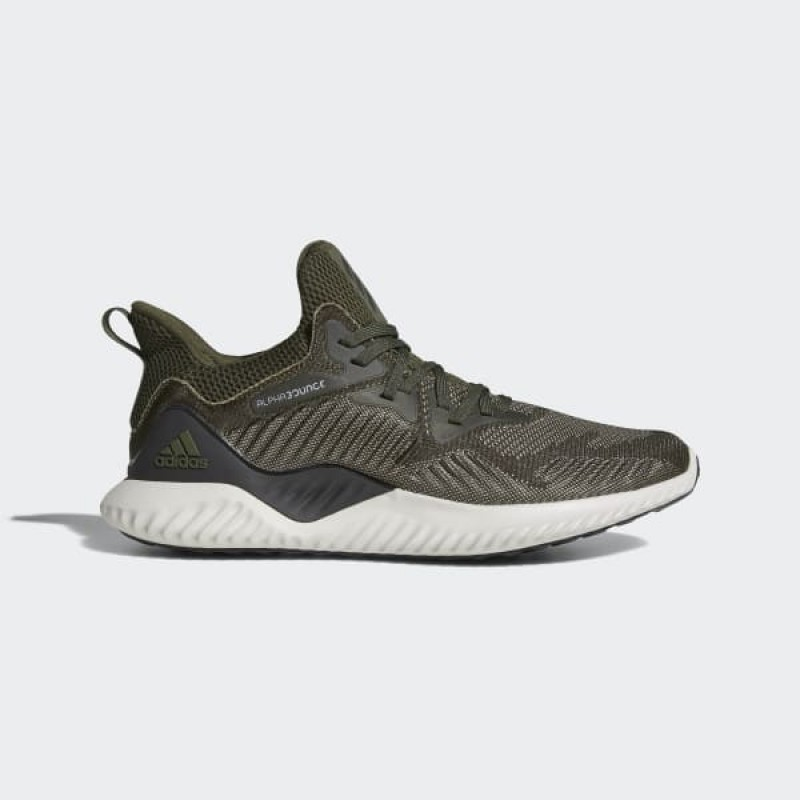 Alphabounce Beyond 'Night Cargo' - adidas - BW1247