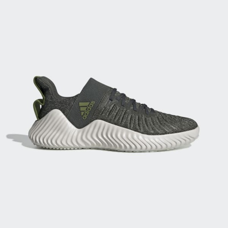 adidas Alphabounce Trainer Chaussures - Vert - DB3364