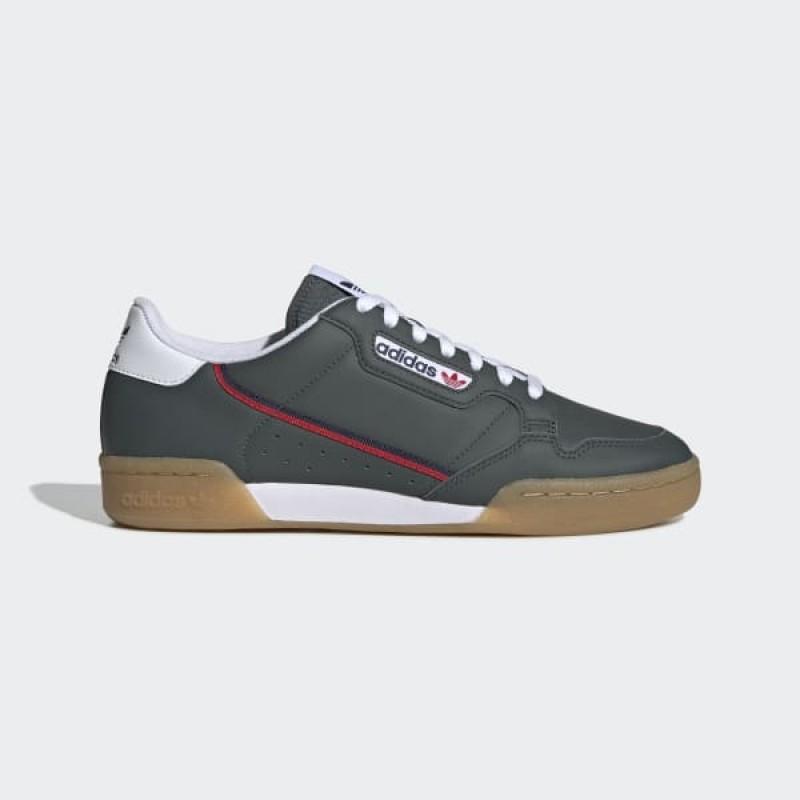 adidas Continental 80 Chaussures - Gris - EE5351