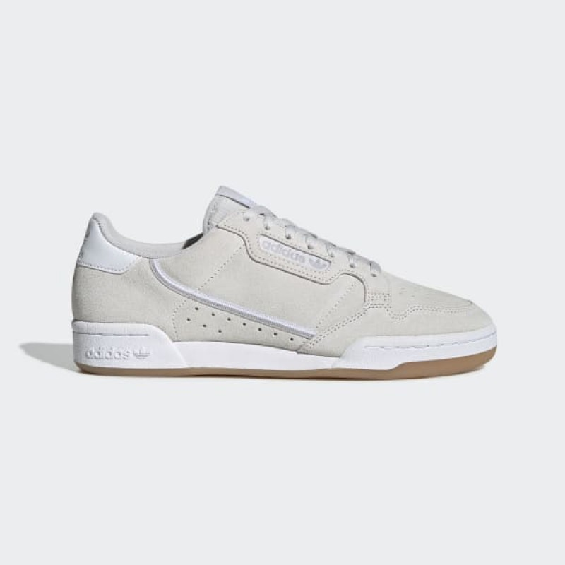 adidas Continental 80 Chaussures - Gris - EE5361