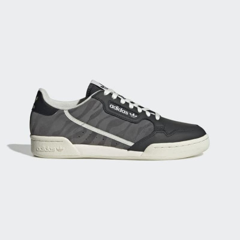 adidas Continental 80 Chaussures - Gris - EF8993