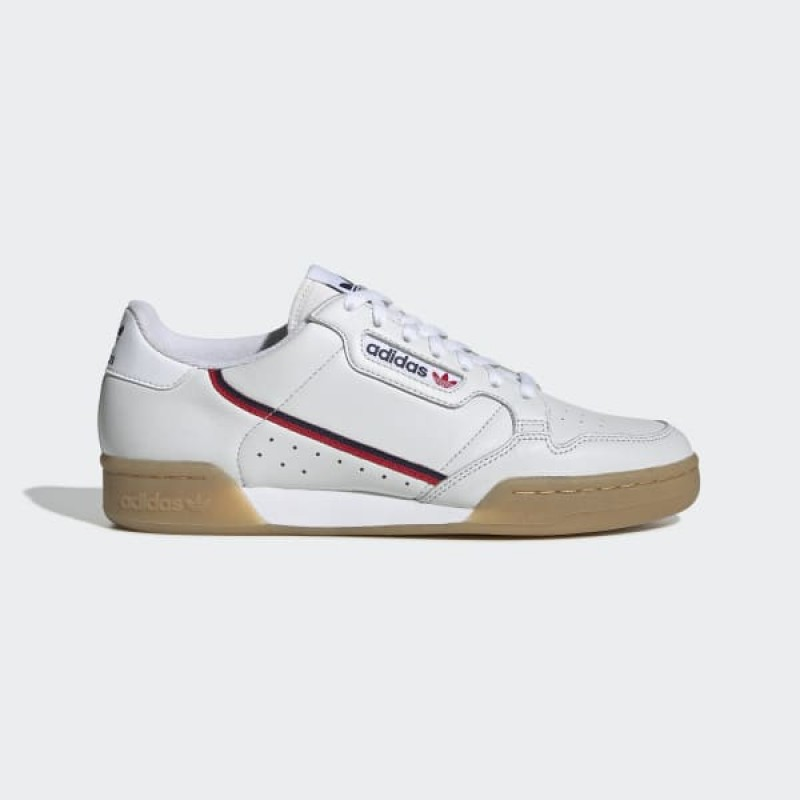 adidas Continental 80 Chaussures - Blanche - EE5393