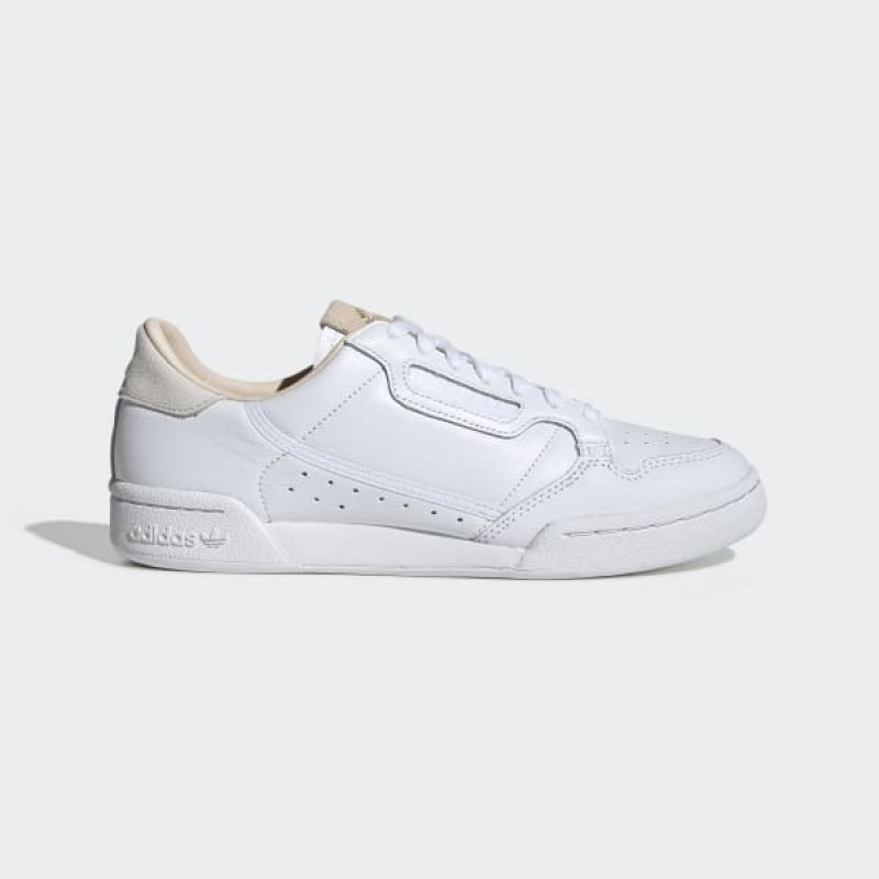 adidas Continental 80 Chaussures - Blanche - EF2101