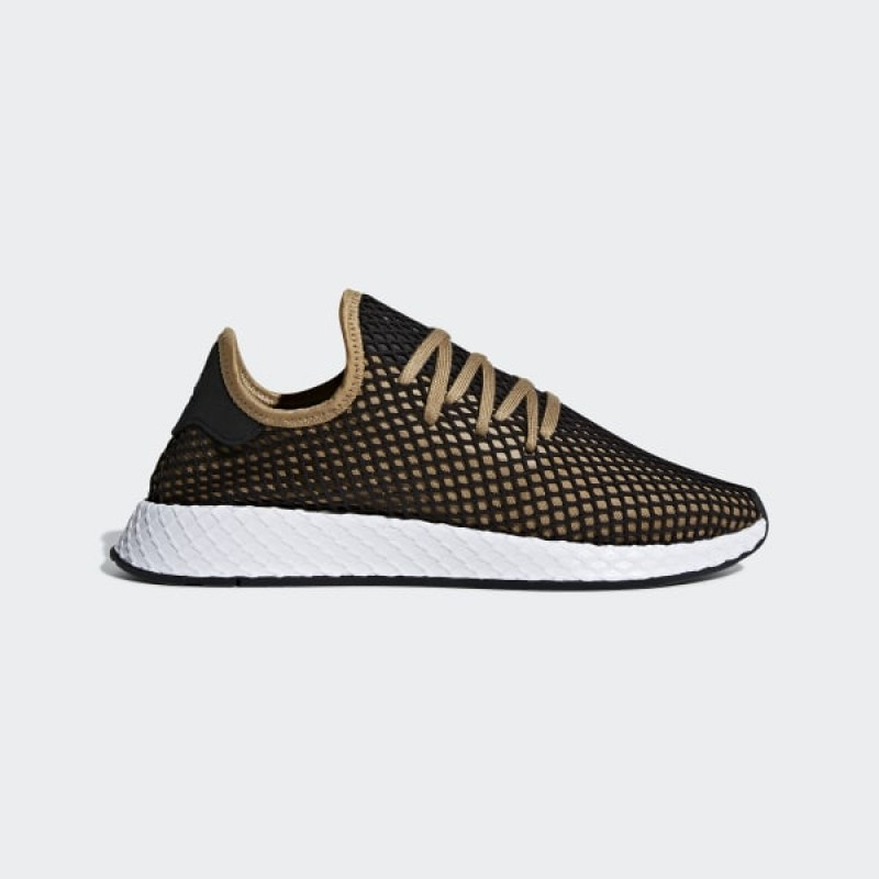 Adidas Homme Originals Deerupt Runner Marron B41763