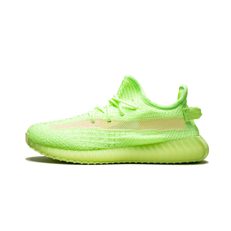 "Adidas Yeezy Boost 350 V2 GID Kids ""Glow in the Sombre"" - EG6884"