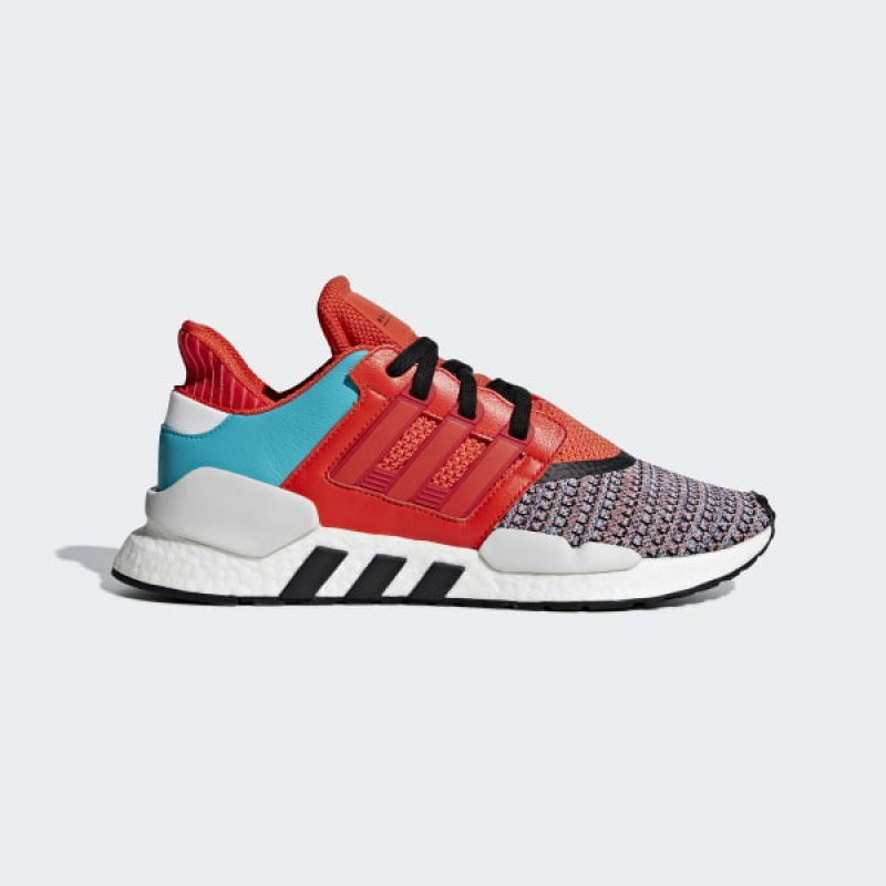 EQT Support 91/18 'Bold Orange' - adidas - D97049