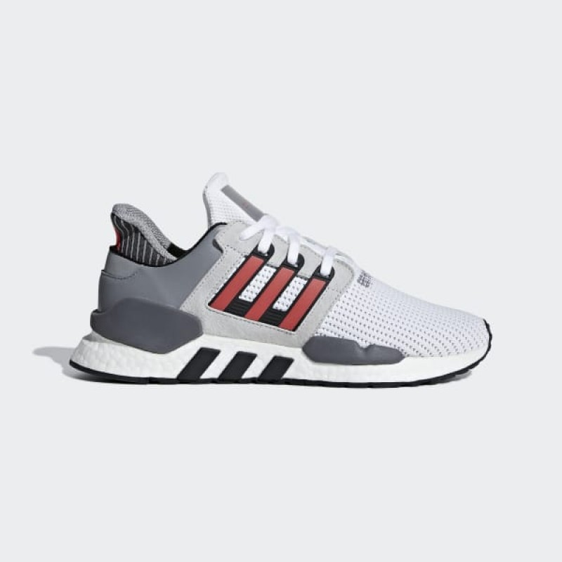 EQT Support 91/18 'Gris Hi-Res Rouge' - adidas - B37521
