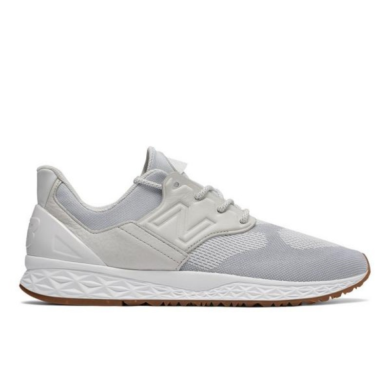 "New Balance Fresh Foam ""Gris/Blanche"" 100 Homme Chaussures"