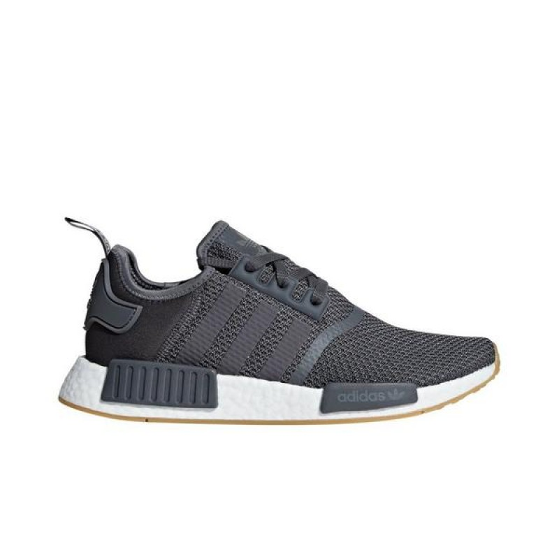 "Adidas NMD_R1 ""Gris Five"" Homme Chaussures"