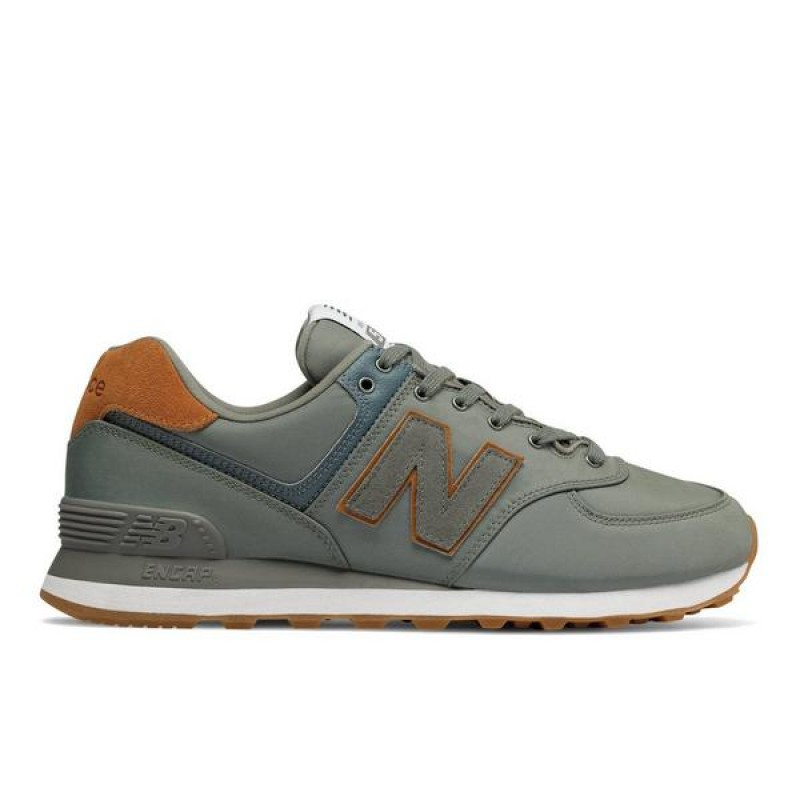 New Balance 574 Sedona Sage/ Marron Sugar ML574BPI Homme