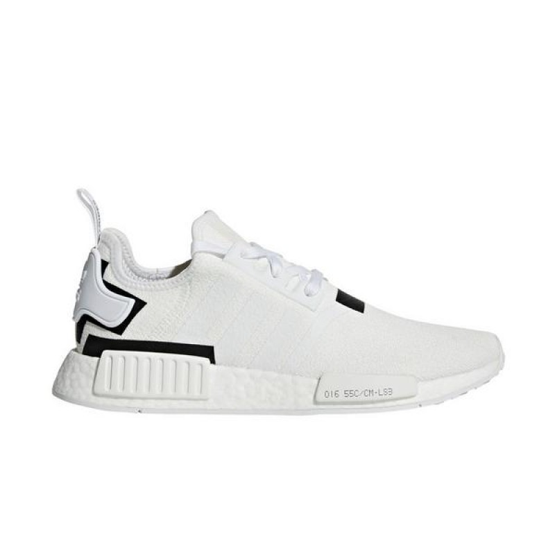 NMD_R1 Chaussures Blanche/Blanche/Noir BD7741