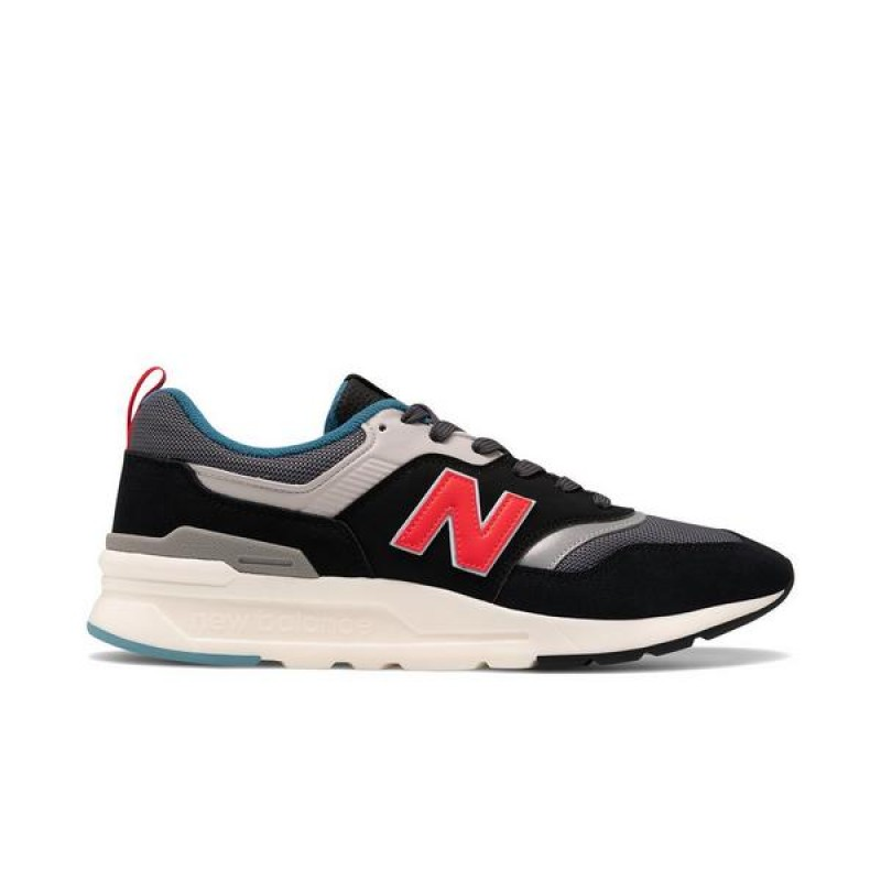 "New Balance 997H ""Gris/Rouge"" Homme Chaussures CW997HAI"