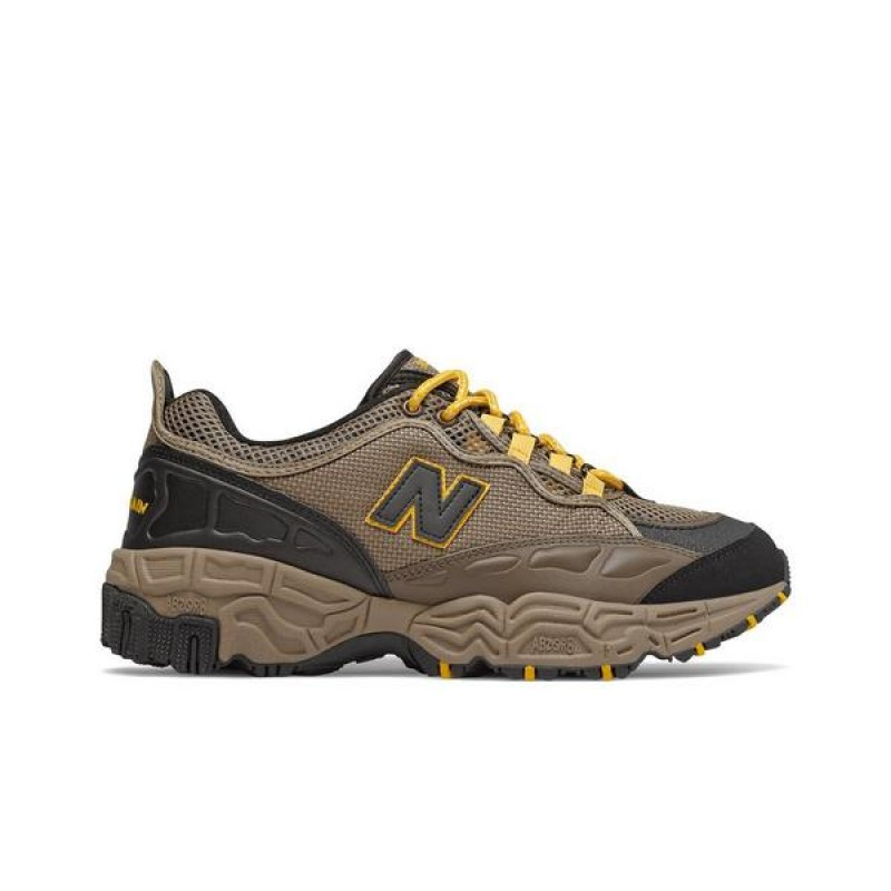 New Balance 801 Marron Jaune - ML801SB