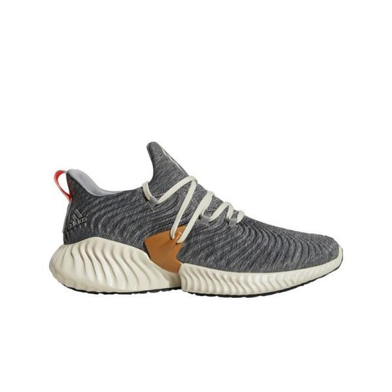 Alphabounce Instinct Chaussures Core Heather/Clear Marron/Raw Desert B76038