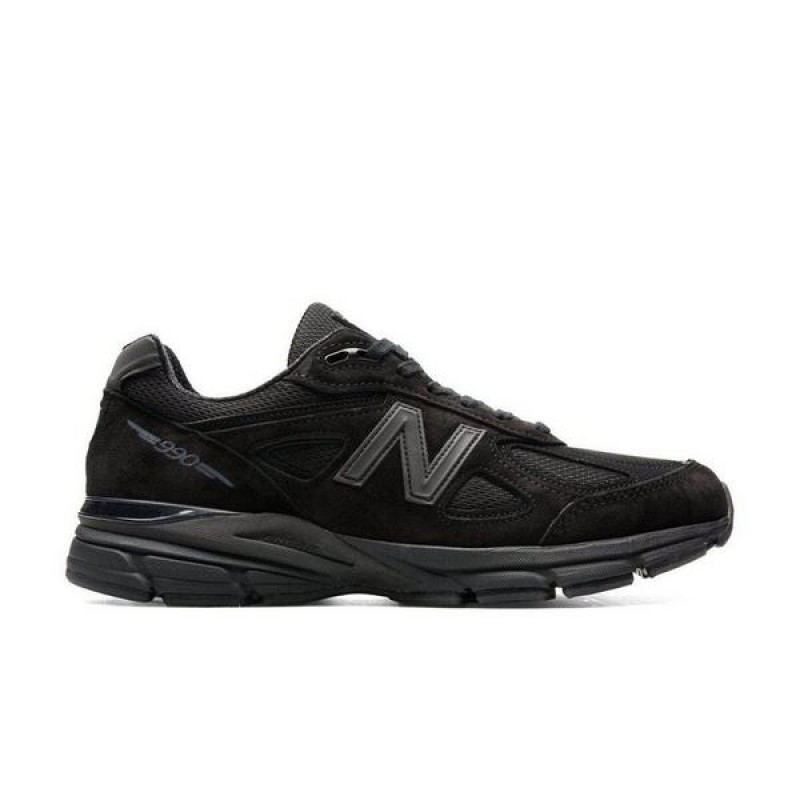 "New Balance M990BB4 ""Triple Noir"""