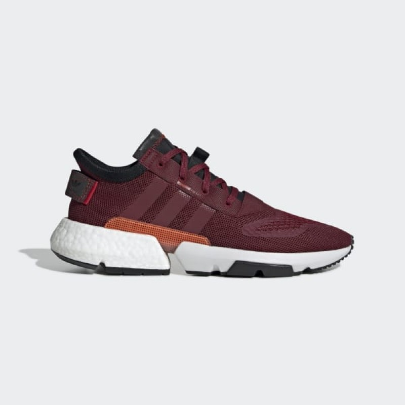 adidas POD-S3.1 Chaussures - Bordeaux - EE7211