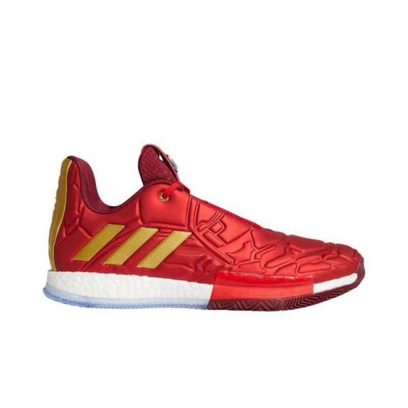 Marvel Adidas Harden Vol 3 Iron Man EF2397