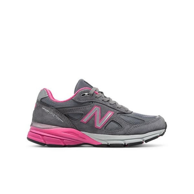 New Balance W990GP4 Gris/Rose