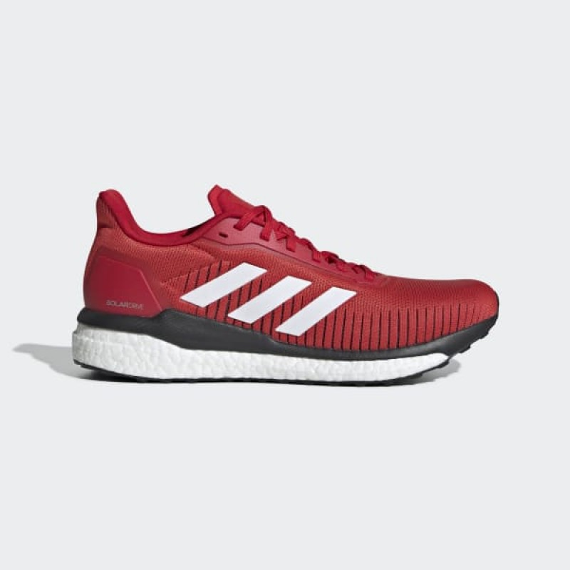 adidas Solar Drive 19 Chaussures - Rouge - EF0790