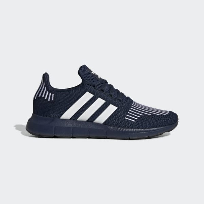 adidas Swift Run Chaussures - Bleu - EE4445