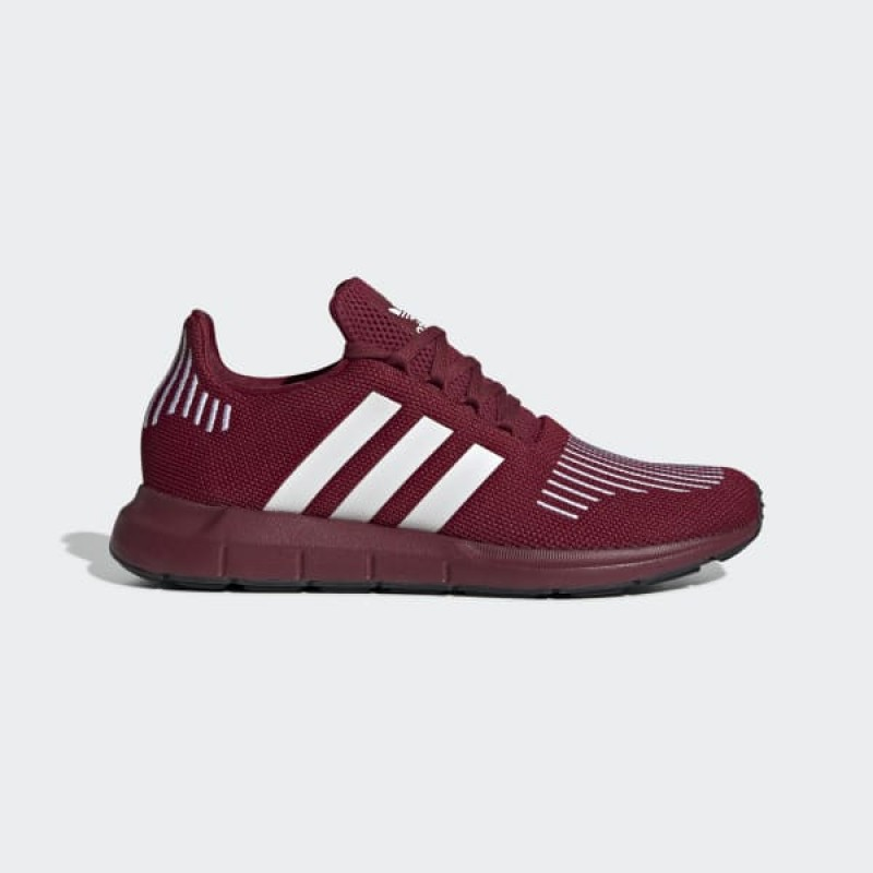 adidas Swift Run Chaussures - Bordeaux - EE4446