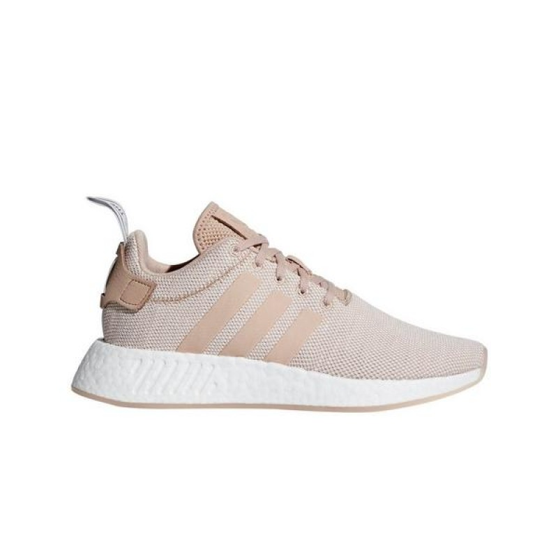 "Adidas NMD R2 ""Rose/Blanche"" Femme Chaussures"