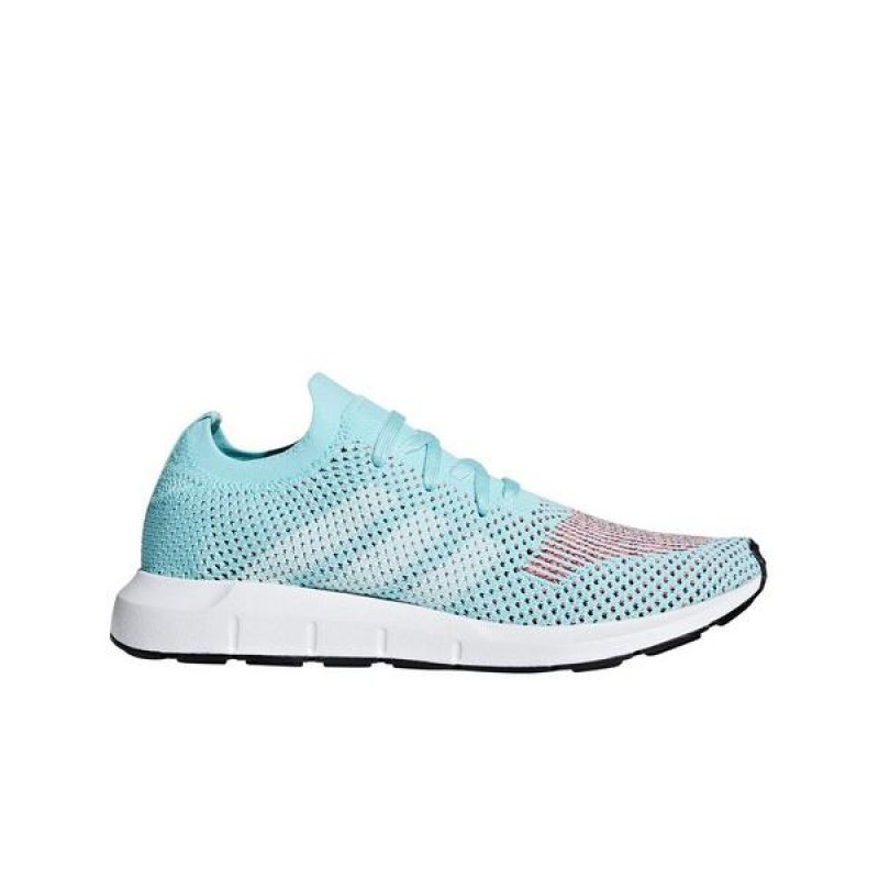 Swift Run Primeknit 'Aqua' - Adidas - CQ2034