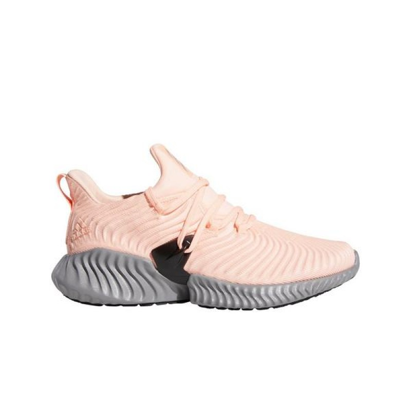 "Adidas Alphabounce Instinct ""Clear Orange"" Femme Baskets"
