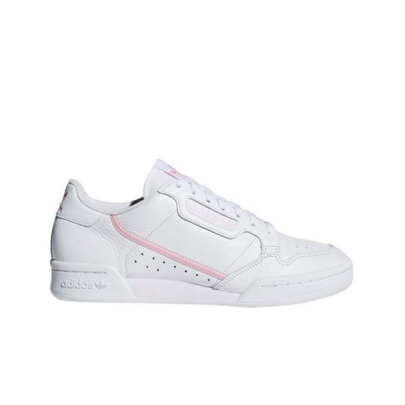 "Adidas Continental 80 ""Blanche"" Femme Chaussures"