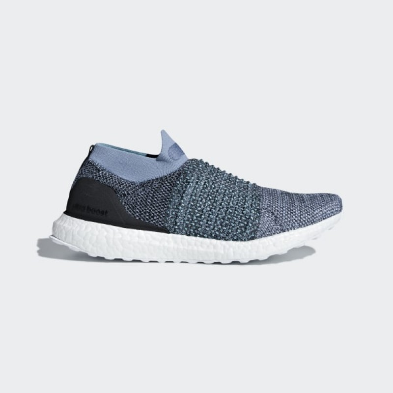 adidas Ultra Boost Laceless Parley Raw Gris - CM8271