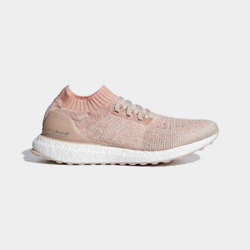 Adidas Ultra Boost Uncaged Femme Ash Pearl & Chalk Coral BB6488