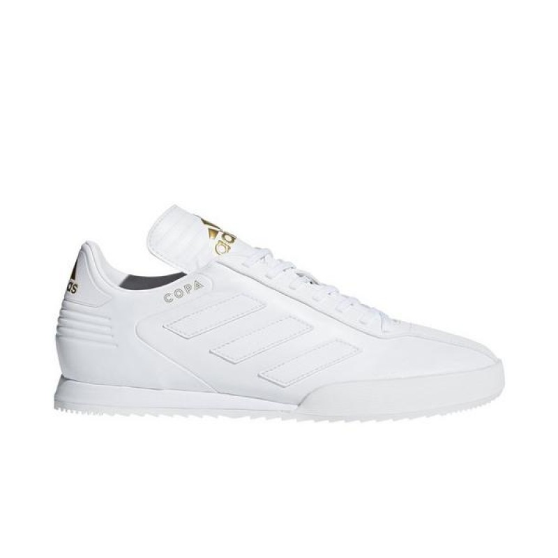 "Adidas Copa Super ""Blanche/Or"" Homme Soccer Chaussures"