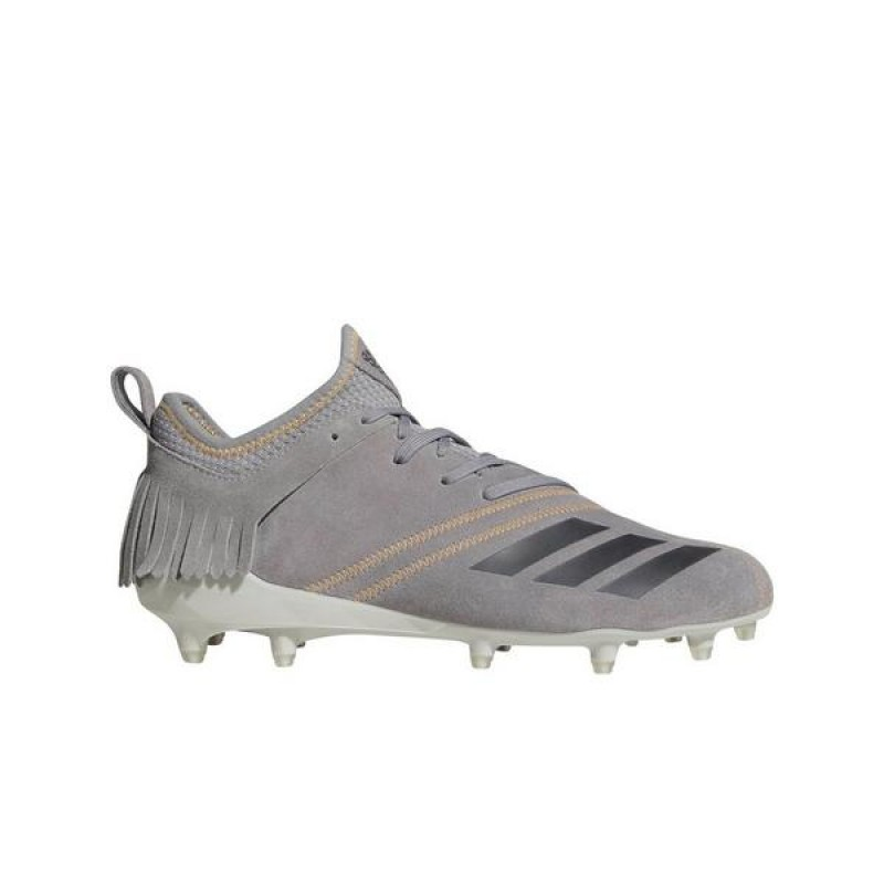 "Adidas Adizero 5-Star 7.0 ""Gris"" Homme Football Cleat"