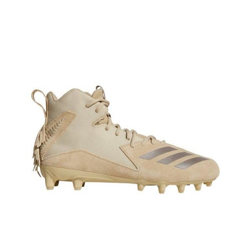 "Adidas Freak Mid Sunday's Best ""Raw Or"" Homme Football Cleat"