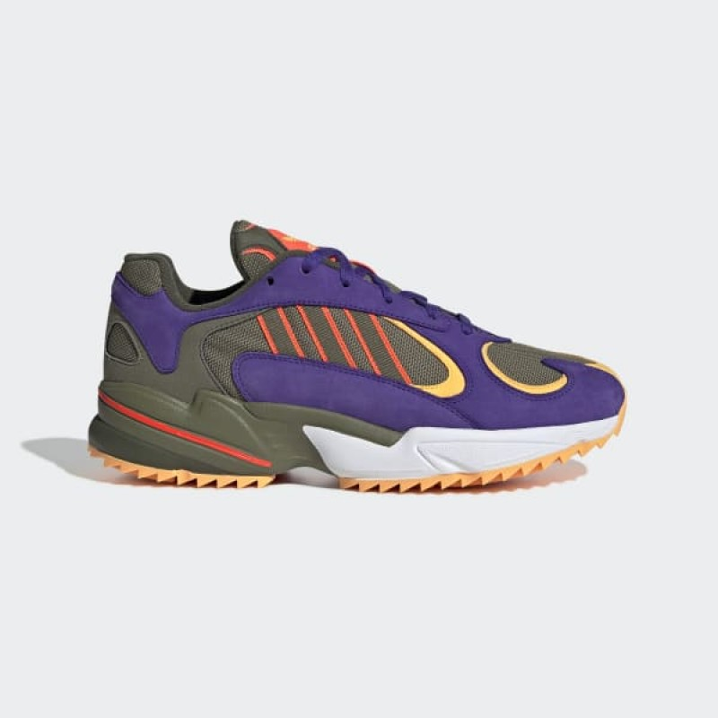 adidas Yung-1 Trail Chaussures - Vert - EE6537