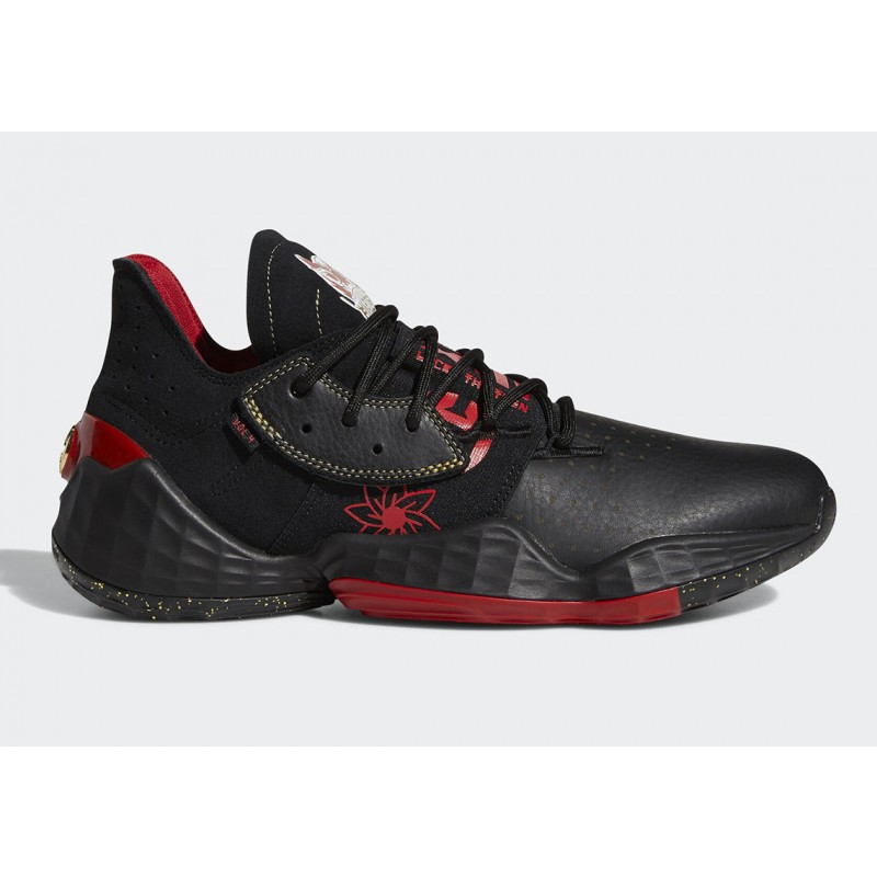 """Adidas Harden Vol. 4 """"Chinese New Year"""" EF9940"""